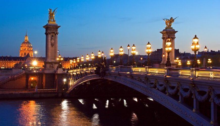 Tour du lịch châu Âu tự do